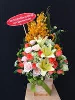 Hoa Nguyệt Hỷ | 'Top 10' shop hoa tươi quận Gò Vấp Tphcm