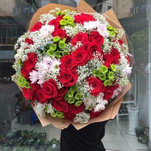 Những bó hoa đẹp nhất thế giới