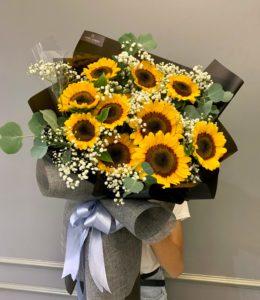 phụ kiện hoa tươi giúp hoa thêm đẹp